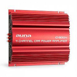 Auna C500.4 4kanálový zesilovač koncový stupeň 4x 65W RMS