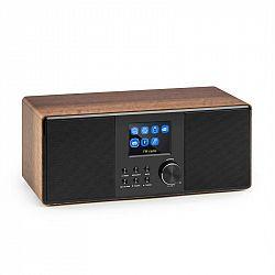 Auna Connect 120, internetové rádio, bluetooth, WLAN, DAB / DAB+, FM, RDS, USB, AUX