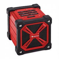 Auna TRK-861, bluetooth reproduktor, baterie, červený