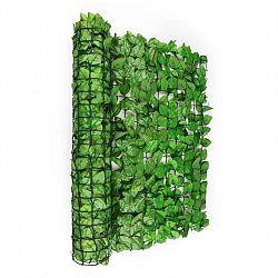 Blumfeldt Fency Bright Leaf, plot na ochranu před pozorováním, ochrana před větrem, 300 x 100 cm, buk, světle zelený