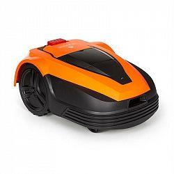 Blumfeldt Garden Hero, robotická sekačka, 5,2 Ah, akumulátorový provoz, do 1200 m², oranžová