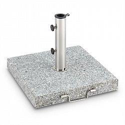Blumfeldt Schirmherr 30SQ, stojan na slunečník, 30 kg, podstavec, leštěný granit
