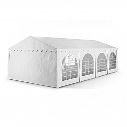 Blumfeldt Sommerfest, párty stan, 4 x 8 m, 500 g/m², PVC, nepromokavý, nehořlavý