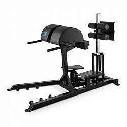 Capital Sports Faece Roman Chair, černá, GHD, ocel, koženka