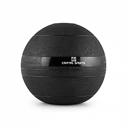 Capital Sports Groundcracker, černý, 12 kg, slamball, guma