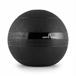 Capital Sports Groundcracker, černý, 20 kg, slamball, guma