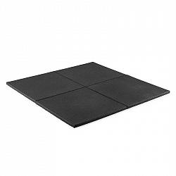 Capital Sports RUB20, ochranná podložka, oddělovací podložka, 50x50cm, 4 kusy, guma, Ø2cm