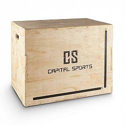 Capital Sports Shineater Plyo Box se třemi výškami 20
