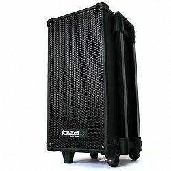 Ibiza PORT-8-MINI, mobilní aktivní PA systém, CD MP3 přehrávač, USB