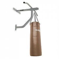 KLARFIT Big Punch, zvedací hrazda a boxovací pytel, 350 kg max., Montážní materiál
