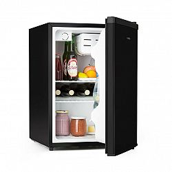 Klarstein Cool Kid, mini lednice se 4 l mrazícím boxem, 66 l, 42 dB, A+, černá