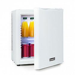 Klarstein Happy Hour 19, mini bar, 19 l, 5–15°C, energetická třída A, tichý, 0 dB, LED světlo, bílý