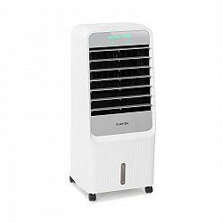 Klarstein Townhouse, ventilátor, ochlazovač vzduchu, 7l, 110 W, dálkový ovladač, chladicí sada, bílý