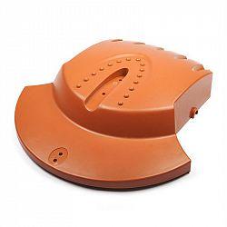 OneConcept Garden Hero, kryt do deště pro robotickou sekačku, náhradní kryt, oranžový