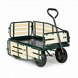 Waldbeck Ventura, ruční vozík, maximální zátěž 300 kg, ocel