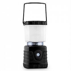 Yukatana Yaries, černá kempingová LED lucerna, rohová, 600 lumenů